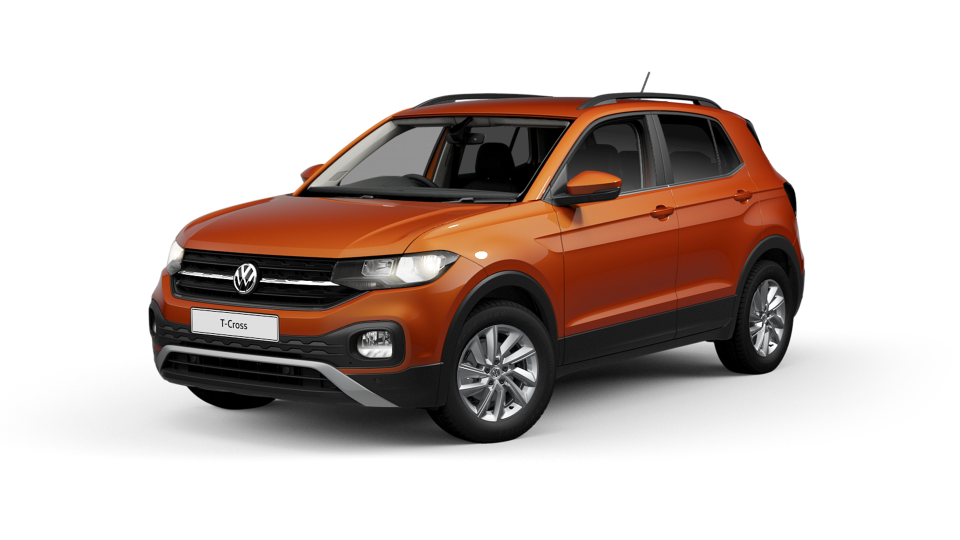 VW T-Cross Comfortline