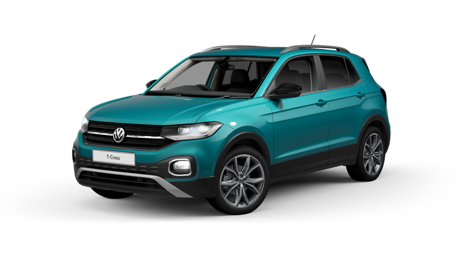 VW T-Cross Highline